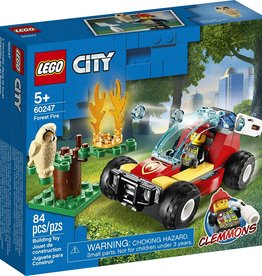 60247 Forest Fire by LEGO City