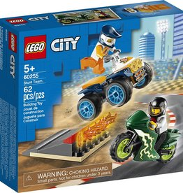 60255 Stunt Team by LEGO City