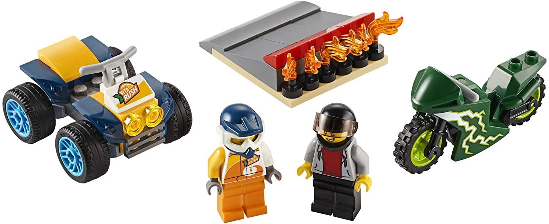 60255 Stunt Team by LEGO City