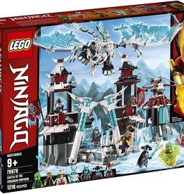 70678 Castle of the Forsaken Emperor by LEGO Ninjago