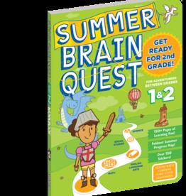 Summer Brain Quest  Grades 1 & 2