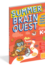 Summer Brain Quest Grades K & 1