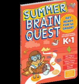 Summer Brain Quest Grades K & 1