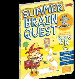 Summer Brain Quest Grades Pre-K & K