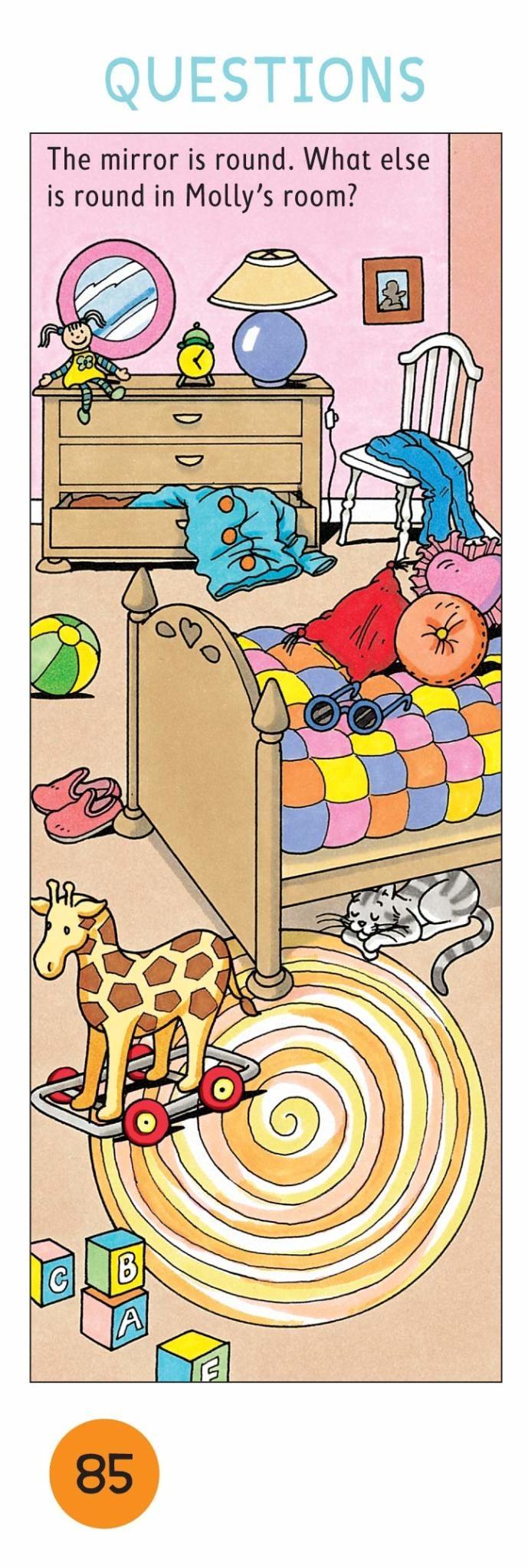 Brain Quest Decks Threes (Ages 3-4)