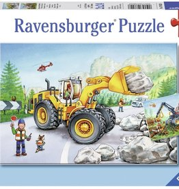 Diggers at Work 2 24-pc Puzzles by Ravensburger