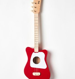 Mini Guitar by Loog - Red