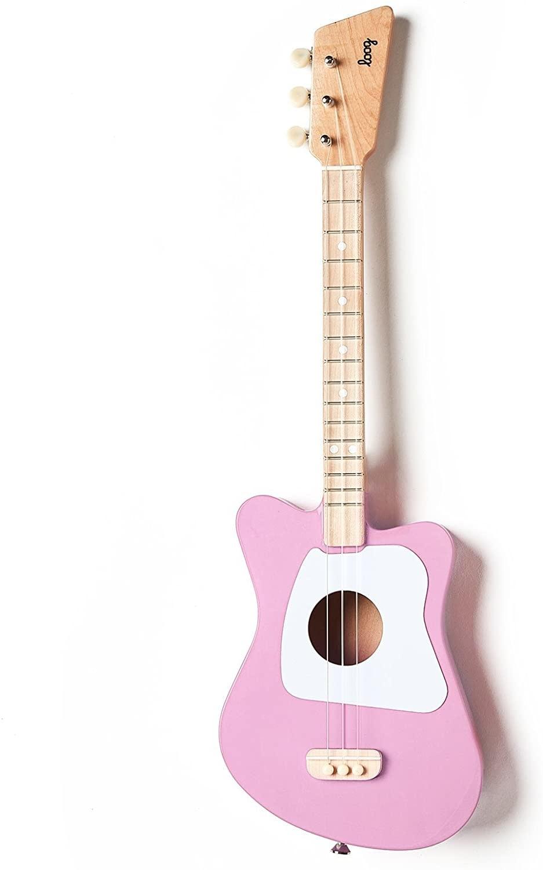Mini Guitar by Loog - Pink