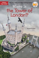 Who What Where Where Is the Tower of London? Paperback Book