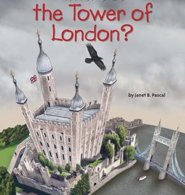 Where Is the Tower of London? Paperback Book