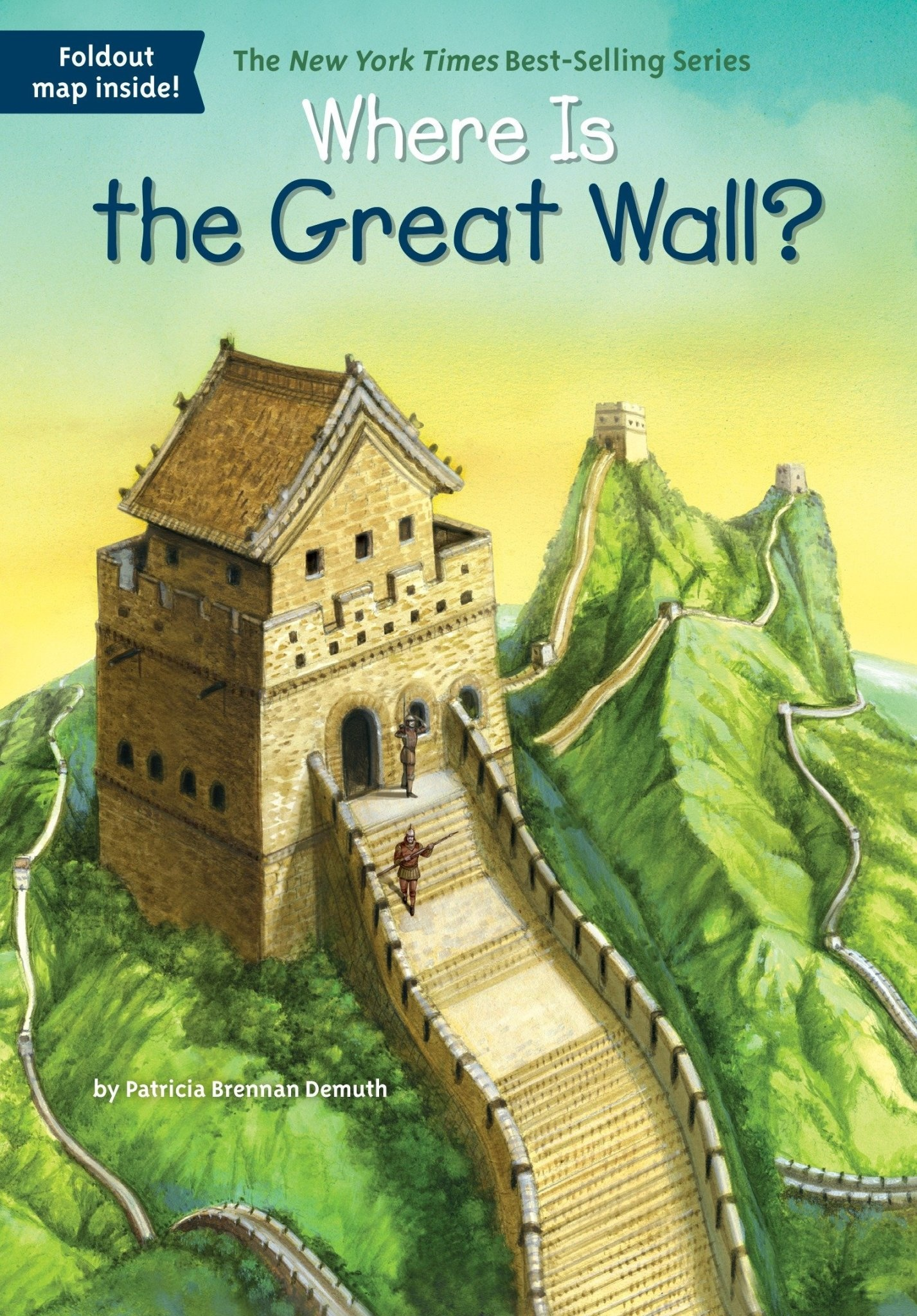 Where Is the Great Wall? Paperback Book