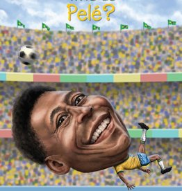 Who Is Pele? Paperback Book