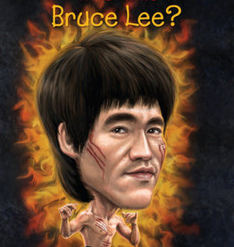 Who Was Bruce Lee? Paperback Book