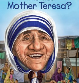Who What Where Who Was Mother Teresa? Paperback Book