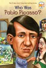 Who Was Pablo Picasso? Paperback Book