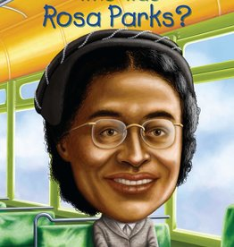 Who Was Rosa Parks? Paperback Book