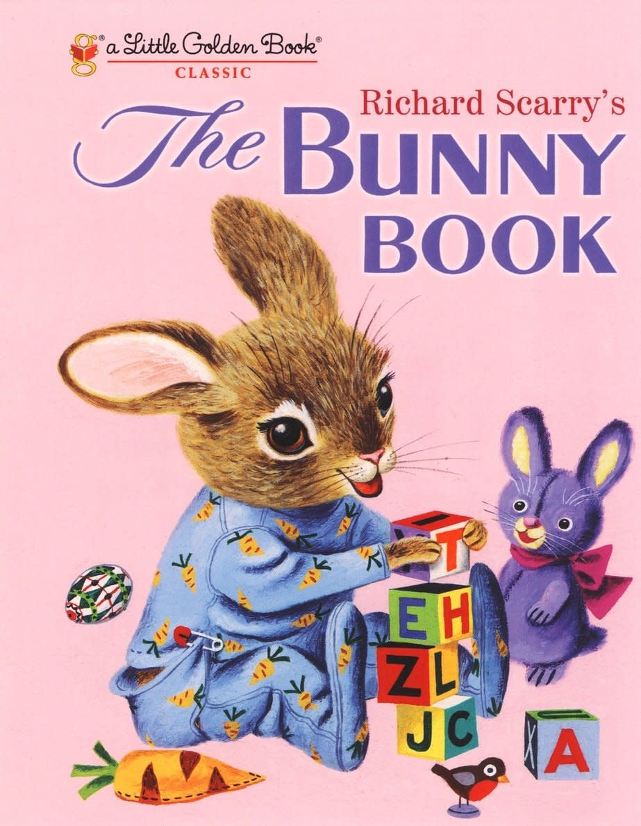 The Bunny Book - Little Golden Book