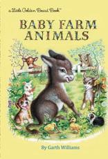 Baby Farm Animals - Little Golden Book
