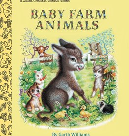 Baby Farm Animals - Little Golden Book