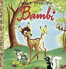 Bambi - Little Golden Book