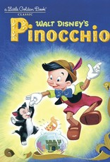 Pinocchio - Little Golden Book
