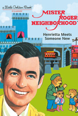 Mister Rogers Neighborhood - Little Golden Book