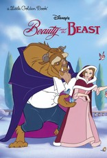Beauty and the Beast - Little Golden Book