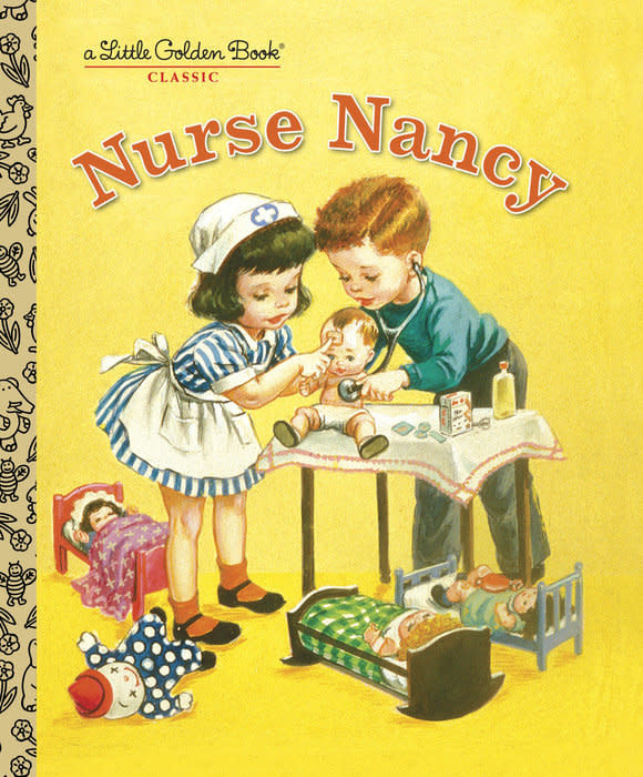 Nurse Nancy - Little Golden Book
