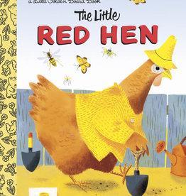 The Little Red Hen - Little Golden Book