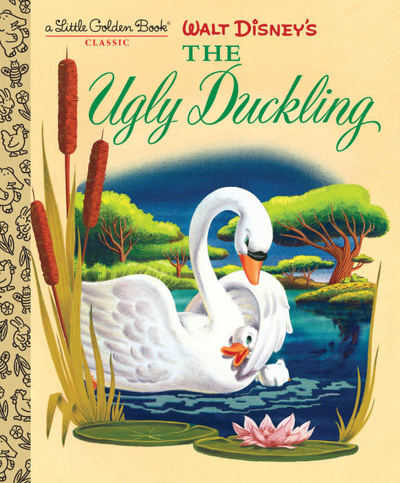 The Ugly Duckling - Little Golden Book