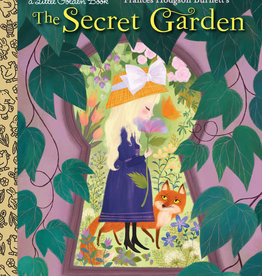 The Secret Garden - Little Golden Book