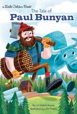 The Tale Of Paul Bunyan - Little Golden Book