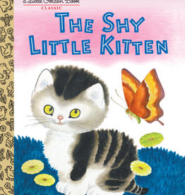 The Shy Little Kitten - Little Golden Book