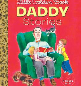 Daddy Stories - Little Golden Books