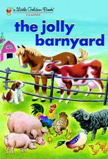 The Jolly Barnyard - Little Golden Book