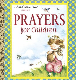 Prayers For Little Chldren - Little Golden Book