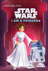 I Am  A Princess (Star Wars) - Little Golden Book