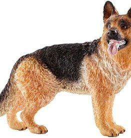 German Shepherd Dog Figure by Schleich