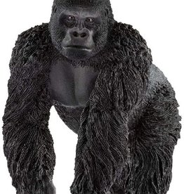 Gorilla Figure Male by Schleich
