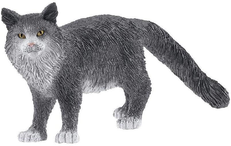 Maine Coon Cat Figure by Schleich