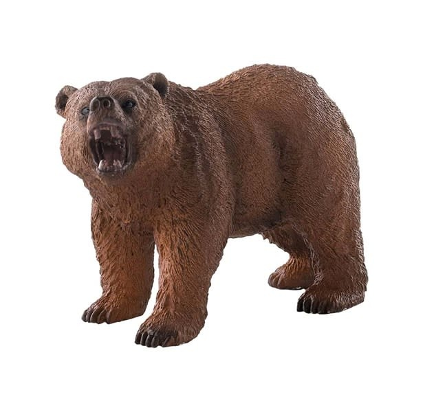Grizzly Bear Figure by Schleich
