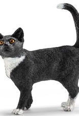 Cat, Standing Figure by Schleich