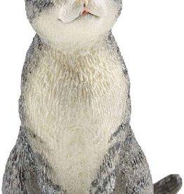 Cat, Sitting Figure by Schleich