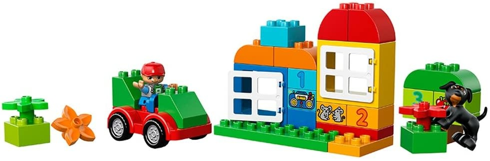 10572 All-in-One Box of Fun by LEGO Duplo