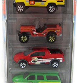 Matchbox Vehicle 5-pack Set by Mattel