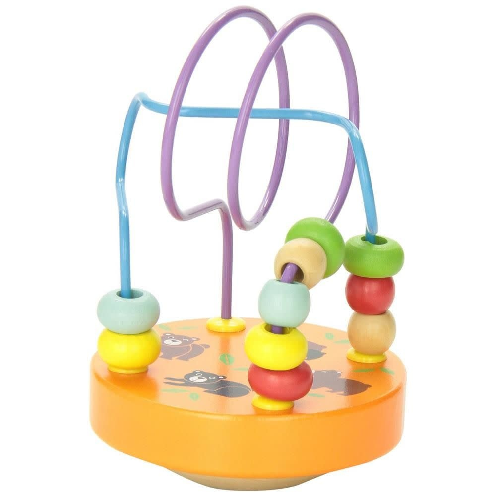 Wobble-A-Round Beads by Manhattan Toy