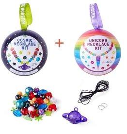 Kid Made Modern Cosmic Unicorn Necklace Kit Bundle by Kid Made Modern