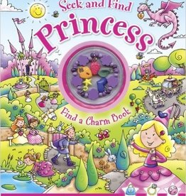 BES Seek and Find Princess: Find a Charm Book