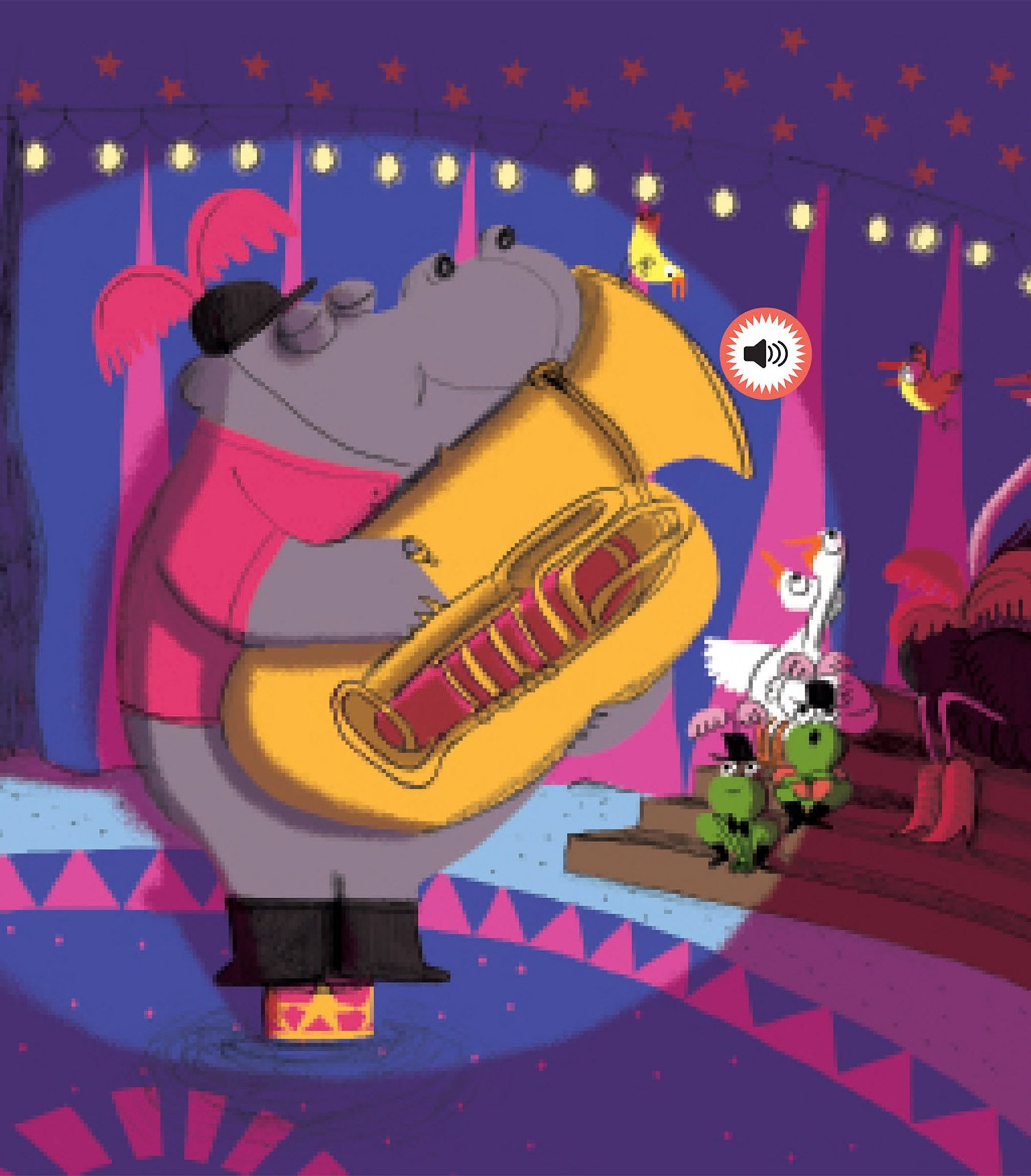 Poppy and the Brass Band Storybook