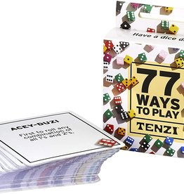 77 Ways to Play TENZI - Add-on Deck
